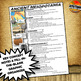 Ancient Mesopotamia Two Page Cloze Notes & Graphic Organizer