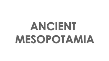 Ancient Mesopotamia Word Wall Cards