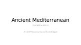 Ancient Mesopotamian and Egyptian Art PowerPoint Presentat