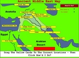 Mesopotamian Or Ancient Middle East Geography - Bill Burton