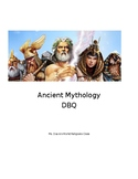 Ancient Mythology DBQ