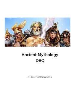 Ancient Mythology DBQ