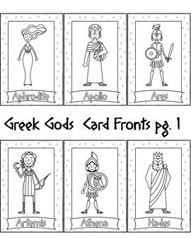 Ancient Mythology Trading Card Bundle
