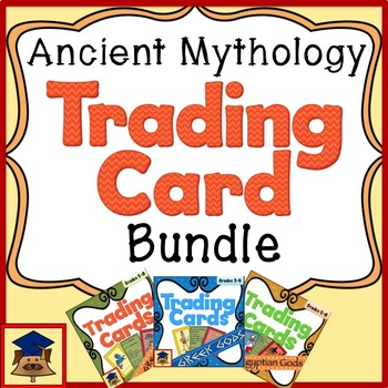 Ancient Mythology Trading Card Bundle