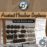 Ancient Number Systems -- Numbers & Operations - 21st Century Math Project