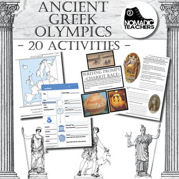 Ancient Olympic Games Work Unit