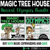 Ancient Olympics Magic Tree House Bundle
