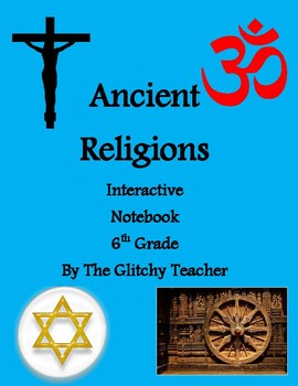 Ancient Religions Notebook