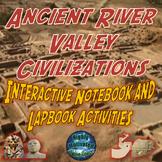 Ancient River Valley Civilizations Interactive Notebook & Lapbook Activities