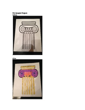 Ancient Roman Art (Making Mosaics)