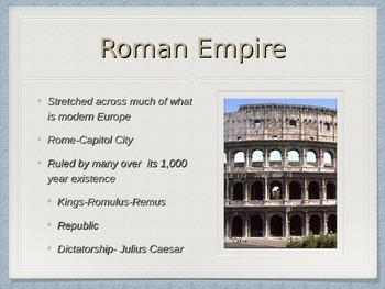 Ancient Roman Art Power Point