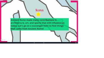 Ancient Roman Contributions