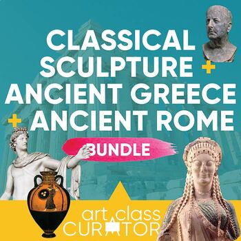 Ancient Roman and Ancient Greek Sculpture Art History Lesson