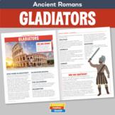 Ancient Romans - Gladiators