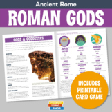 Ancient Romans - Gods and Goddesses