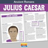 Ancient Romans - Julius Caesar