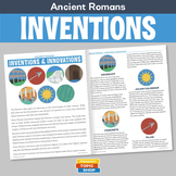 Ancient Romans - Inventions and Innovations