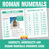 Ancient Romans - Roman Numerals