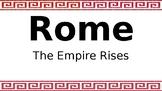 Ancient Rome 101