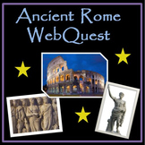 Ancient Roman Empire Webquest