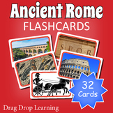 Ancient Roman Empire Flashcards