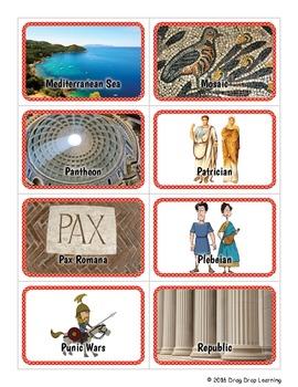 Ancient Roman Empire Flashcards