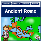 Ancient Civillizations: Ancient Rome Activities & Daily Life