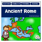 Ancient Rome - A Non-fiction Resource w/Julius Caesar & More!