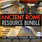 Ancient Rome Activities Resource Bundle | Ancient Rome Dis