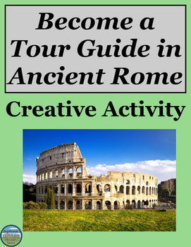 Ancient Rome Tourism Review Activity