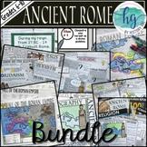 Ancient Rome Activity Bundle