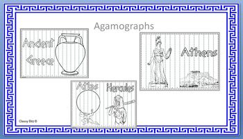 Ancient Greek and Rome Agamographs