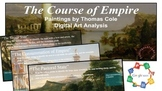 Ancient Rome Art Analysis: The Course of Empire
