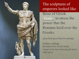 Ancient Rome Art/Culture Lesson Powerpoint 1