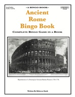 Ancient Rome Bingo Book