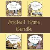 Ancient Rome PowerPoint lesson Bundle
