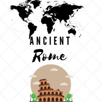 Ancient Rome Choice Board