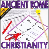 Ancient Rome   Christianity in the Roman Empire