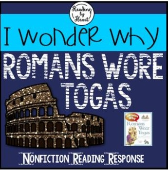 Ancient Rome Citing Evidence I Wonder Why Romans Wore Togas