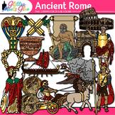 Ancient Rome Clip Art - Ancient Civilization - Gods, Godde