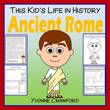 Ancient Rome Civilization Study - Roman Empire
