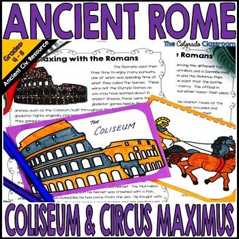 Ancient Rome: Coliseum & Circus Maximus