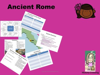 Ancient Rome:  Complete Unit