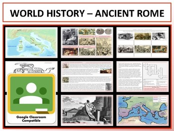 Ancient Rome - Complete Unit