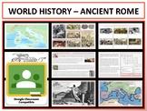 Ancient Rome - Complete Unit - Google Classroom Compatible
