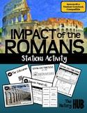 Roman Contributions (Ancient Rome Lesson Plan)