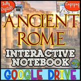 Ancient Rome DIGITAL Notebook! Digital Notebook for Roman Republic & Empire!