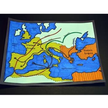 Ancient Rome: Decline & Fall