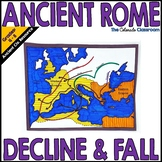 Ancient Rome: Decline & Fall