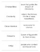 Ancient Rome Flashcards